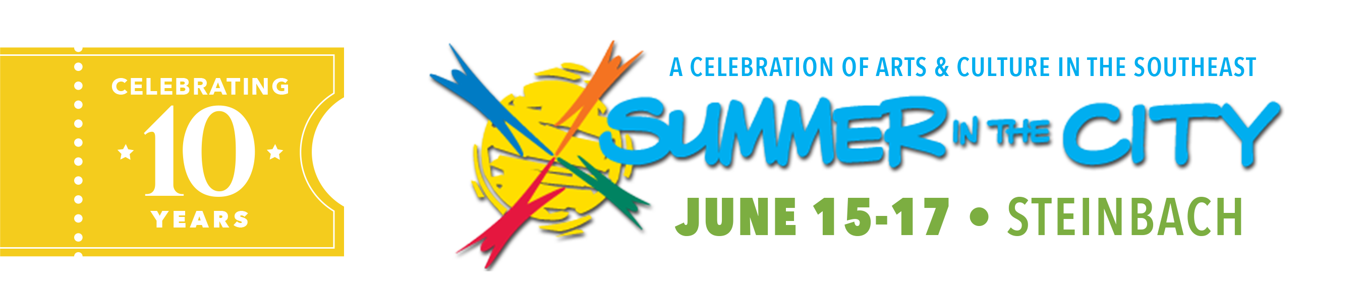 Summer in the City - Celebrate Arts, Culture & Summer in the heart of Steinbach.